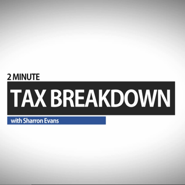 Tax Breakdown – Evans Accounting