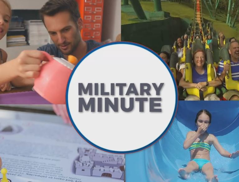 Ameriforce – Military Minute